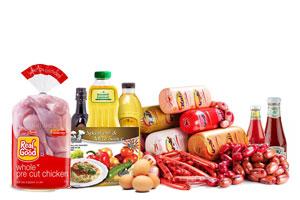 مواد غذایی اصلی