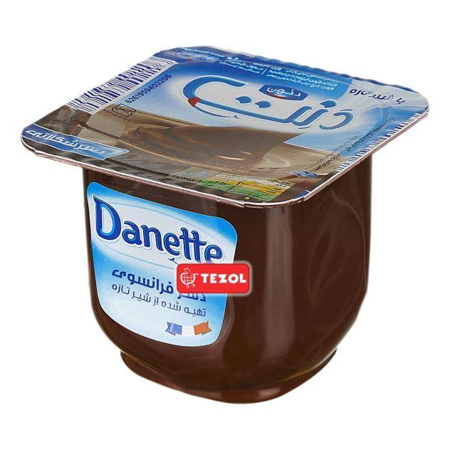 دسر شکلاتی  دنت ۱۰۰ گرمی