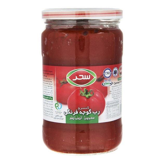 کنسرو رب گوجه فرنگی سحر ۶۸۰ گرمی