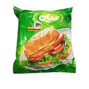 همبرگر گوشت  ب آ ۶۰ درصد - ۵۰۰ گرمی