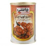 کنسرو لوبیا چیتی  چاشنی ۴۳۰ گرمی با سس گوجه فرنگی
