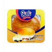 ساندویچ فیله مرغ  نامی نو با پنیر و سبزیجات  - ۱۳۰ گرمی