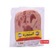 کالباس قرمز آندره خشک پرسی بسته وکیومی - ۳۰۰ گرمی - ۹۰% گوشت