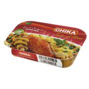 کنسرو خوراک مرغ  چیکا ۲۸۵ گرمی
