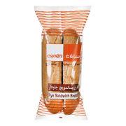 نان ساندویچ چاودار سه نان ۳۰۰ گرمی