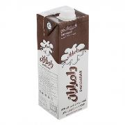 شیر کاکائو دامداران ۱ لیتری ۲.۵% چربی استریل
