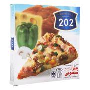 پیتزا مخصوص ۲۰۲
