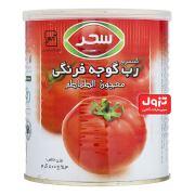 رب گوجه فرنگی سحر ۸۰۰ گرمی