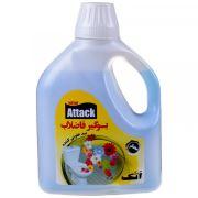 مایع بوگیر فاضلاب اتک ۱ لیتری