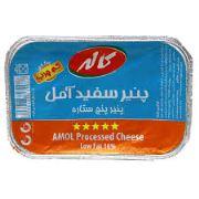 پنیر سفید کم چرب کاله پنج  ستاره ۴۰۰ گرمی آمل