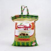 برنج درجه یک هندی طبیعت ۱۰ کیلویی