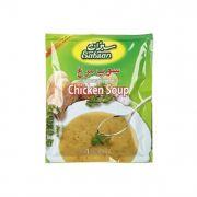 سوپ مرغ نیمه آماده  خشک ۷۰ گرمی سبزان