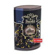 شکلات دو سر پیچ باراکا ۶۰۰ گرمی تلخ